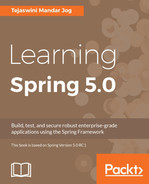 Cover of Learning Spring 5.0