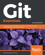Cover of Git Essentials - Second Edition