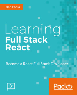 Learning Full Stack React