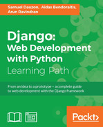 Cover of Django: Web Development with Python