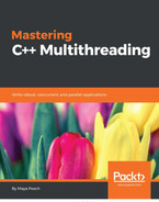 Cover of Mastering C++ Multithreading