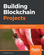 Cover of Building Blockchain Projects