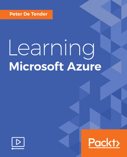Learning Microsoft Azure