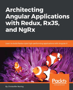 Cover of Architecting Angular Applications with Redux, RxJS, and NgRx