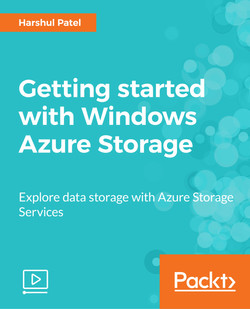 Getting started with Windows Azure Storage