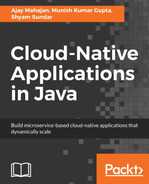 Cover of Cloud-Native Applications in Java