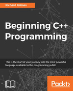 Cover of Beginning C++ Programming