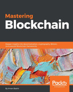 Cover of Mastering Blockchain - Master the theoretical and technical foundations of Blockchain technology and explore future of Blockchain technology