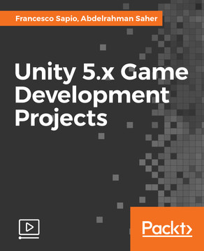Unity 5.x Game Development Projects