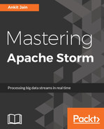 Cover of Mastering Apache Storm