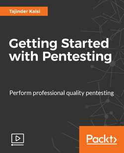 Getting Started with Pentesting