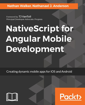 NativeScript for Angular Mobile Development