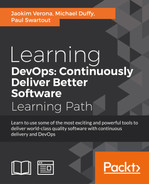 Cover of Learning DevOps: Continuously Deliver Better Software