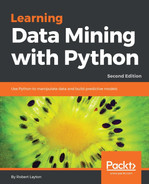 Cover of Learning Data Mining with Python - Second Edition