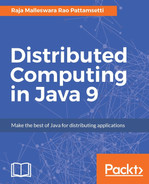 Cover of Distributed Computing in Java 9