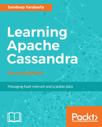 Cover of Learning Apache Cassandra - Second Edition