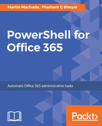 Cover of PowerShell for Office 365