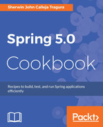 Cover of Spring 5.0 Cookbook
