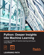 Cover of Python: Deeper Insights into Machine Learning