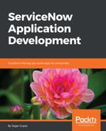 Jelly Scripting - ServiceNow Application Development [Book]