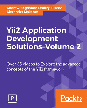 Yii2 Application Development Solutions–Volume 2