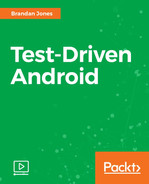 Cover of Test-Driven Android