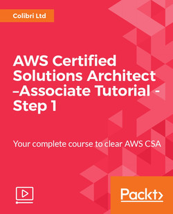 AWS Certified Solutions Architect –Associate Tutorial - Step 1