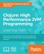 Cover of Clojure: High Performance JVM Programming