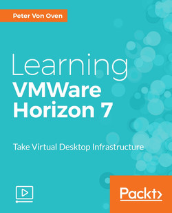 Learning VMWare Horizon 7