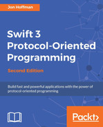 Cover of Swift 3 Protocol-Oriented Programming - Second Edition