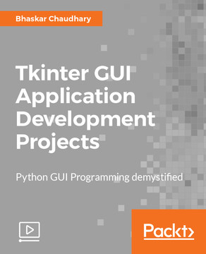 Tkinter GUI Application Development Projects