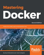 Cover of Mastering Docker - Second Edition