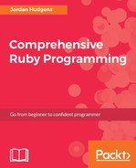 Cover of Comprehensive Ruby Programming