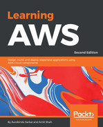 Cover of Learning AWS - Second Edition