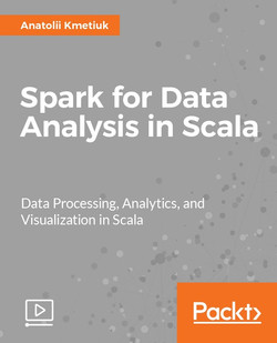 Spark for Data Analysis in Scala