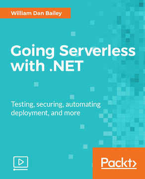 Going Serverless with .NET