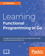 Cover of Learning Functional Programming in Go
