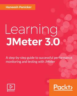 Learning JMeter 3.0