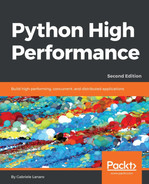 Cover of Python High Performance - Second Edition