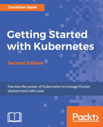 Cover of Getting Started with Kubernetes - Second Edition