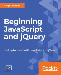Beginning JavaScript and jQuery