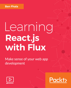 Learning React.js with Flux