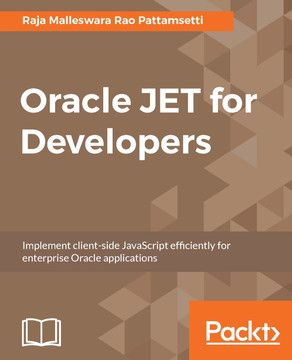 Oracle JET for Developers