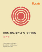 Cover of Domain-Driven Design in PHP