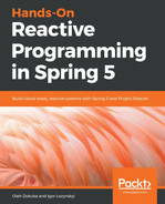 Cover of Hands-On Reactive Programming in Spring 5