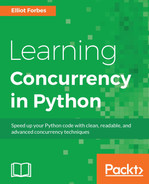 Cover of Learning Concurrency in Python