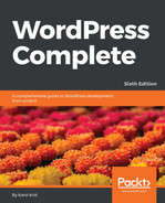 Cover of WordPress Complete - Sixth Edition