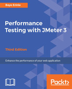 Cover of Performance Testing with JMeter 3 - Third Edition