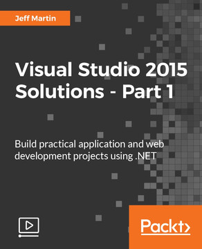 Visual Studio 2015 Solutions - Part 1