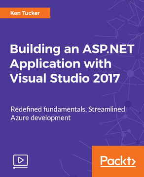 Building an ASP.NET Application with Visual Studio 2017